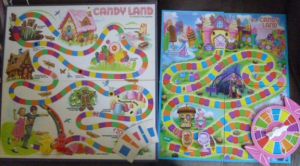 Candy Land has changed!